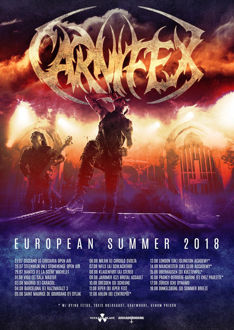 I Will Follow Tour Dates